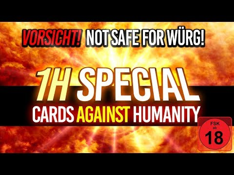 TOBI ist der ABGRUND der MENSCHHEIT! 💀 HWSQ 092 ★ Cards Against Humanity from YouTube · Duration:  41 minutes 42 seconds