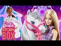 Barbie Horse is Missing. Can Barbie and the Beekeeper find Her? | Barbie Story Box | Barbie