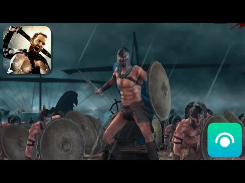 300: Rise Of An Empire - Gameplay Walkthrough - All Battles (iOS, Android)