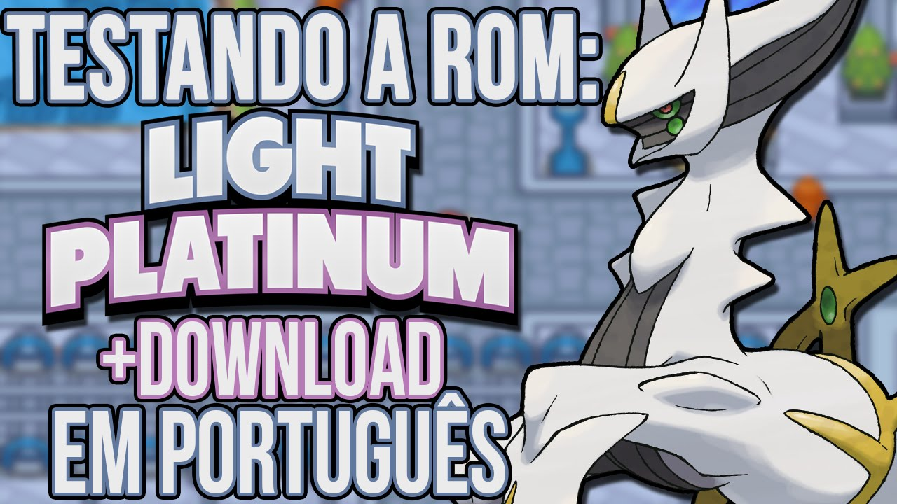 Download pokemon light platinum ita gba android