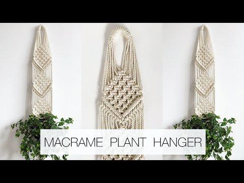 diy:-macrame-plant-hanger-|-plant-hanger-#5-|-macrame-plant-hanger-tutorial-(step-by-step)