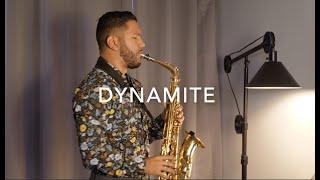 Dynamite, BTS - Samuel Solis (Saxophone Cover) Intrumental