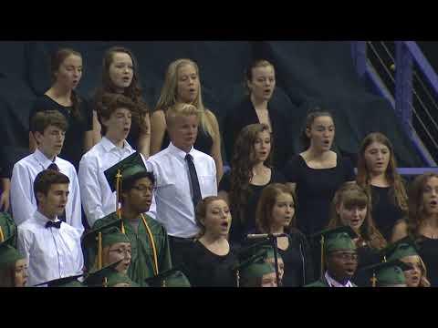 2018 Green Bay Preble High School Graduation