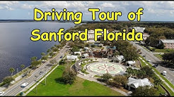 Driving Tour Around Sanford Florida