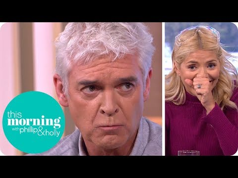 Phillip Takes on 'The World's Hottest Chip' | This Morning