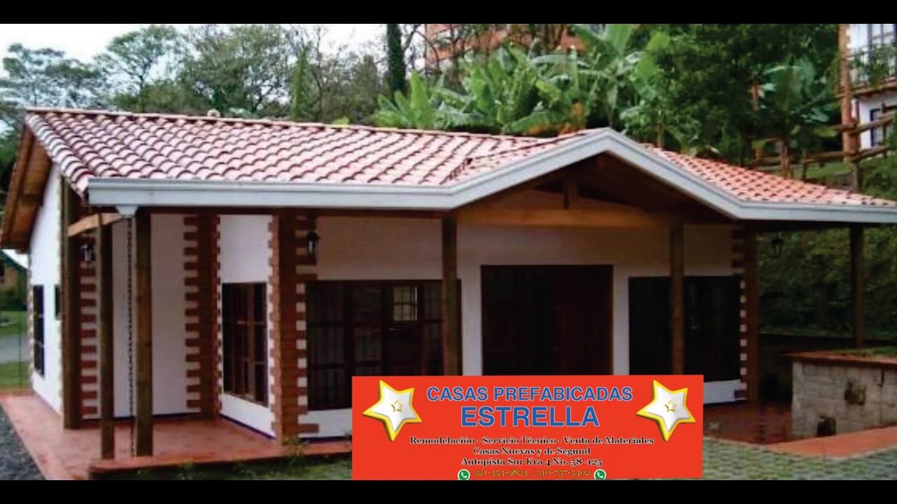Casas prefabricadas estrella youtube - Opinion casas prefabricadas ...