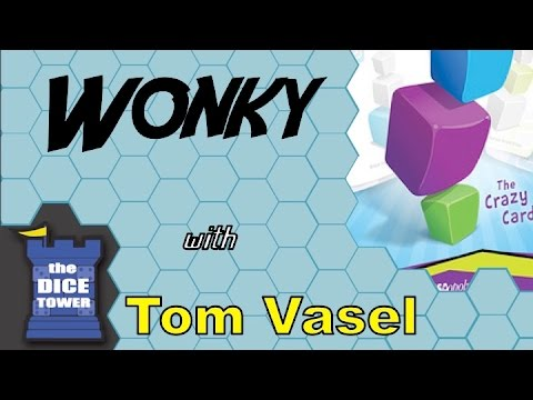 Wonky Review – with Tom Vasel