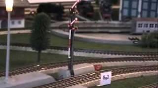 Märklin H0-Tischbahn-M-Gleis-analog