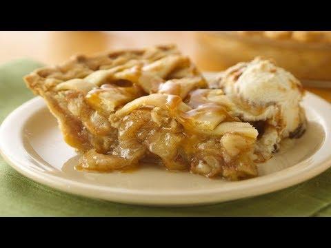 Caramel Apple Pie | Pillsbury Recipe