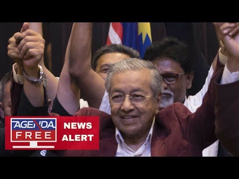 Malaysia Votes Out Ruling Party for 1st Time Ever - LIVE COVERAGE