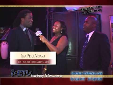 Haitianbeatz 1st Anniversary Party at Brasserie Creole - Dec 18, 2009