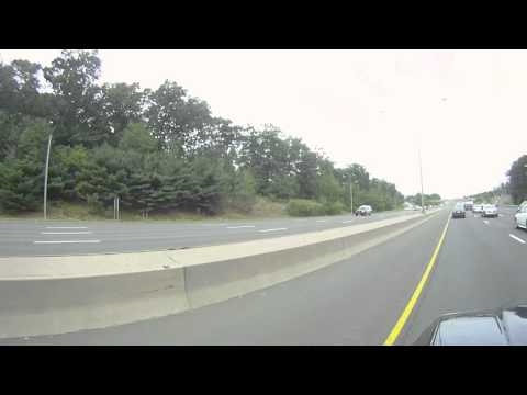 Connecticut State Trooper Kenneth Hall - Motorcade...