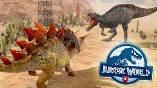 Hybrids in Battle!!! - Jurassic World Alive | Ep7 ( Jurassic GO )