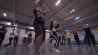 GESAFFELSTEIN ft WEEKND - LOST IN THE FIRE | DANCEHALL INTENSIVE | ANDREY BOYKO