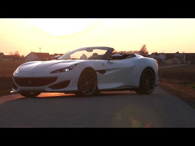 Ferrari Portofino от тюнинг-ателье Novitec мощностью 684 л.с.