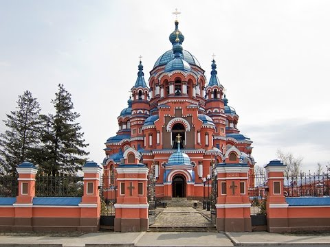 Russian cities, Irkutsk video, photo