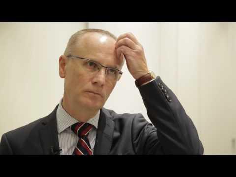 RTG ROST Kjetil Sandermoen interview