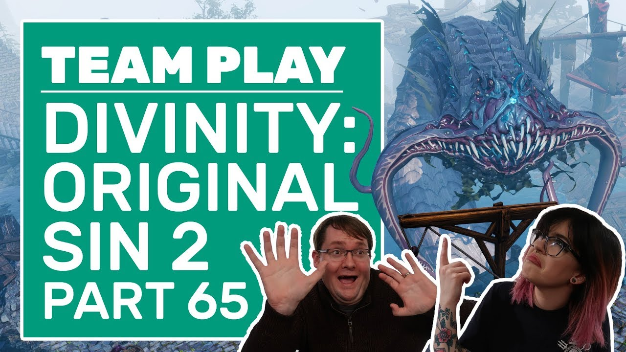 Let's Play Divinity: Original Sin 2 | Part 65: Release The Kraken! 1