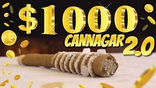 How to roll a $1,000 Blunt