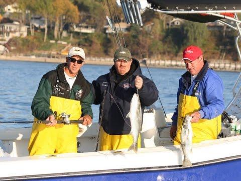 Striped Bass & Bluefish - Long Island Sound, NY - Diamond Jigging