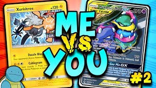 My Most INTENSE Game!! - Me vs You - Pokemon TCG Online Gameplay