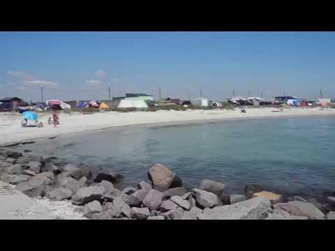 Дикі пляжі - Залізний Порт, Херсонська обл., Україна