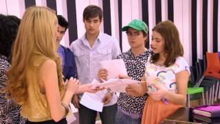 Сериал Disney - Виолетта - Сезон 1 эпизод 49