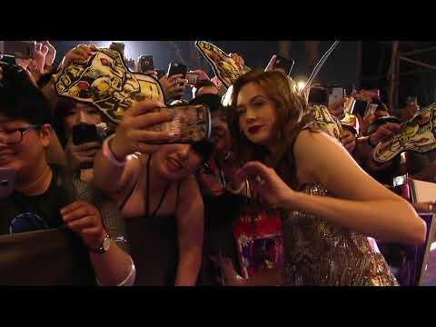 Avengers Infinity War Red Carpet Singapore Fans Event - Broll (official video)