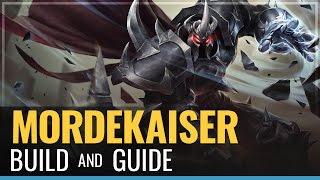 League of Legends - Mordekaiser Build and Guide