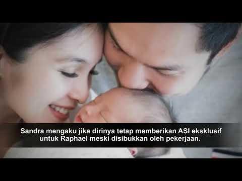 Curhat Soal Anak Kedua, Sandra Dewi Positif Hamil