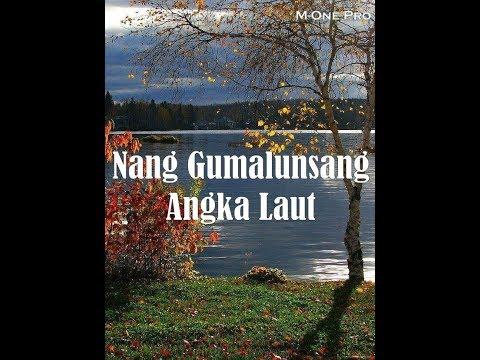 Victor Hutabarat - Nang Gumalunsang Angka Laut (Instrumental With Lyrics)