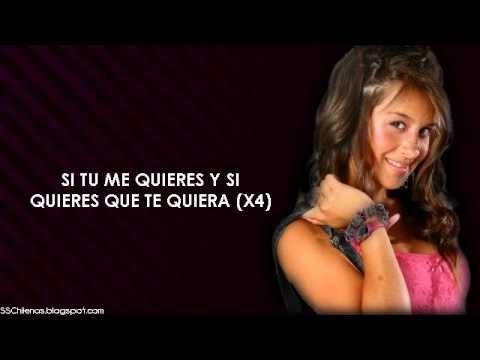 Denise Rosenthal - Si tu me quieres (Karaoke)