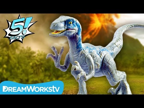 5 Facts About Dinosaurs | Jurassic World presents 5 FACTS