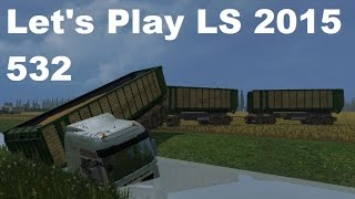 "[""Let's Play Landwirtschafts Simulator 2015"", ""LS15"", ""Farming Simulator 2015"", ""Mod Map"", ""#532""]"