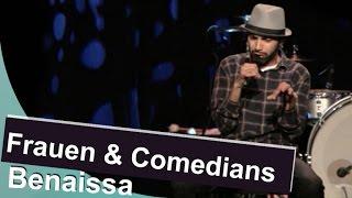 Frauen stehen nicht auf Comedians - Benaissa