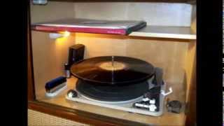 "1962 Nordmende Radiogram ""Samba C"" with Dual 1007A Record Changer"