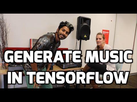 Generate Music in TensorFlow
