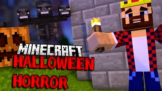 БИТВА ИССУШИТЕЛЕЙ - Minecraft Halloween Horror (Mini-Game)