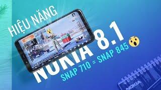 Giải mã Snapdragon 710 trên Nokia 8.1