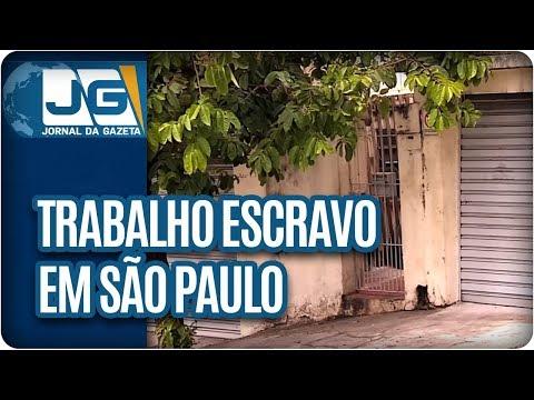 Rodolpho Gamberini/Trabalho escravo em São Paulo