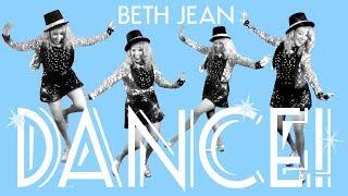 Dance! Beth Jean Lyric Video - Children's Videos & Music