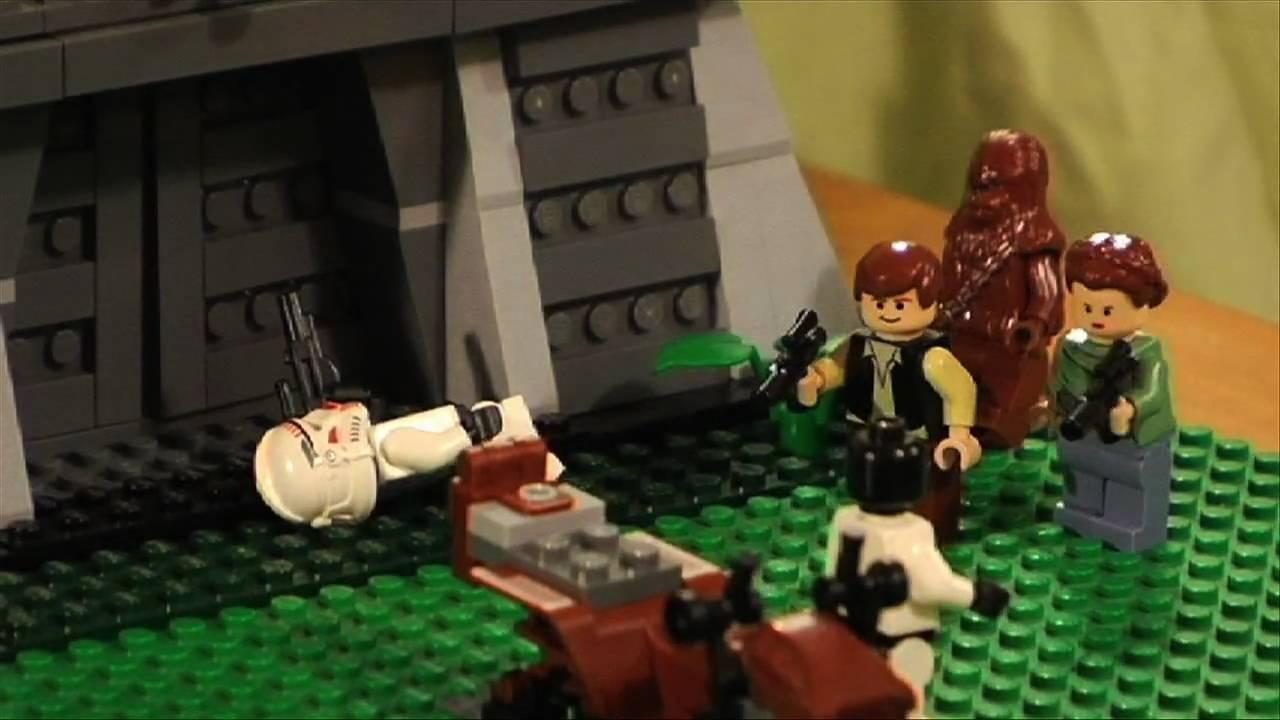 Lego Poop Wars Episode 1 YouTube