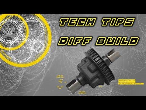 TECH TIP: DIFF BUILD YOKOMO BD8/BD7