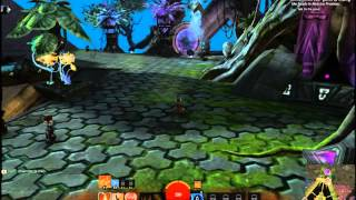 Guild Wars 2  Asura Capital City  Rata Sum  Part 1