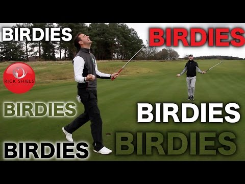 BIRDIES BIRDIES & MORE BIRDIES!!!! SUPER 6'S FINAL PART