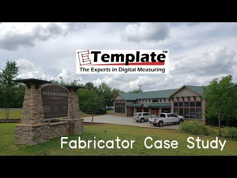 ETemplate System Fabricator Case Study