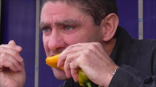 Chilli Eating Contest | Burnham on Sea | 2014