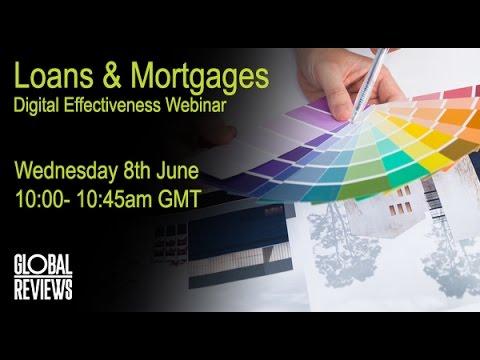 Personal Loans and Mortgages UK June 2016 Webinar