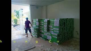 Sàn Nhựa BOSST sử dụng cho chung cư TECCO Bến Thủy- TP Vinh
