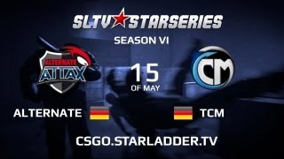 CSGO SLTV StarSeries VI - 10 vs. Alternate @ mirage